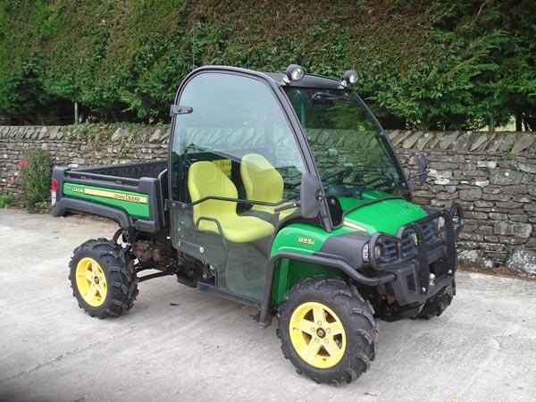 john deere gator 825i power steering ebay autos post. Black Bedroom Furniture Sets. Home Design Ideas