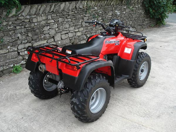 2003 Honda Foreman 450 For Sale Honda Foreman 450 Bing